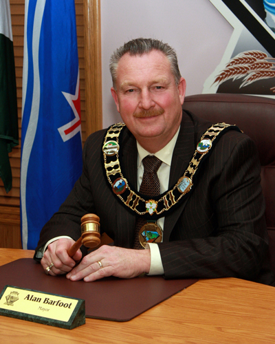 Image of Alan Barfoot